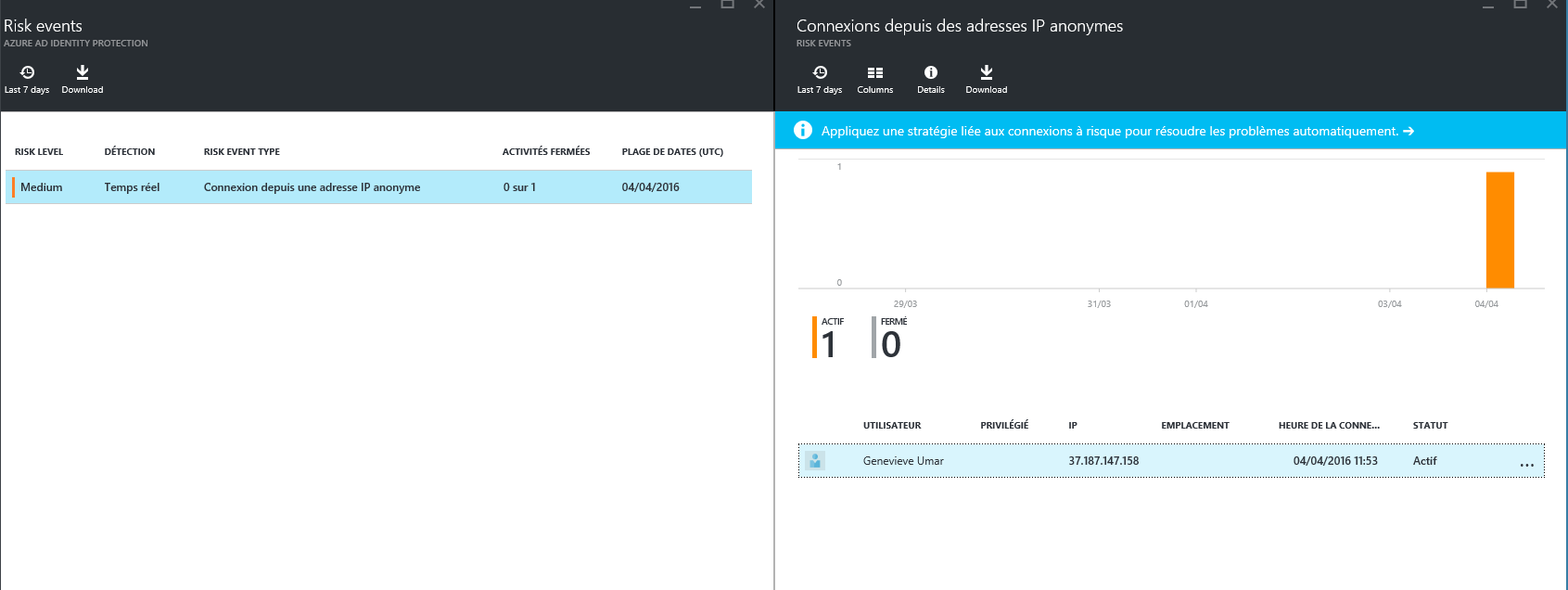 blog ai3 ResolutionManuelle2 Azure AD Identity Protection