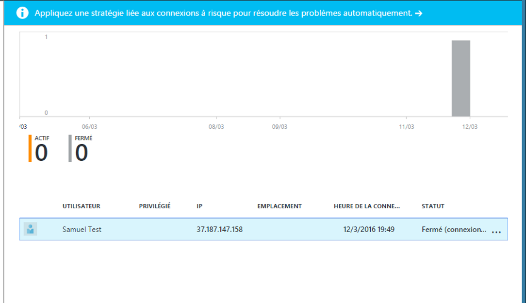 blog ai3 ScenarionAutomatique1 Azure AD Identity Protection
