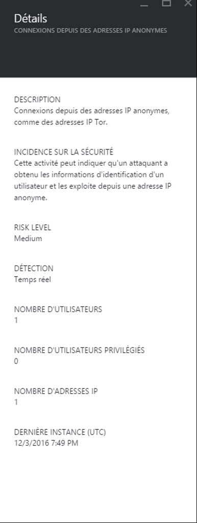 blog ai3 ScenarionAutomatique3 Azure AD Identity Protection