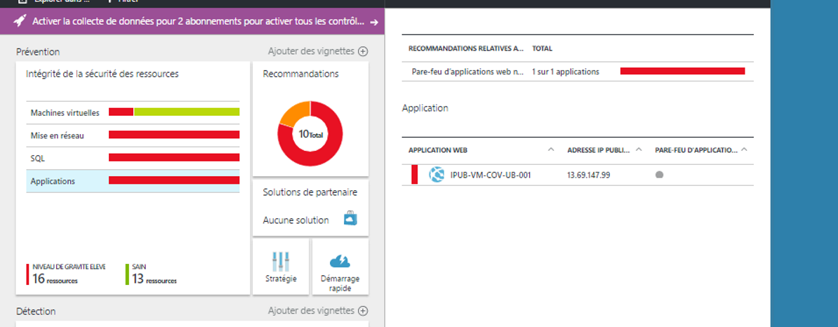blog ai3 Azure-Security-Center-Step11 Introduction à Azure Security Center
