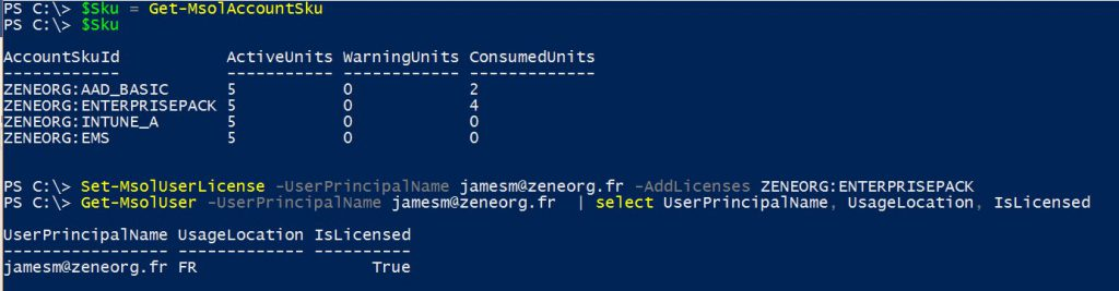 blog ai3 File08-1024x267 La gestion des licences Office 365 par PowerShell
