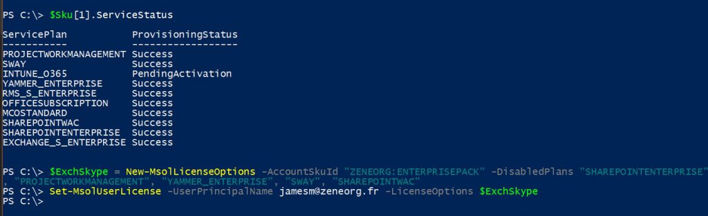 blog ai3 File09-1024x313 La gestion des licences Office 365 par PowerShell