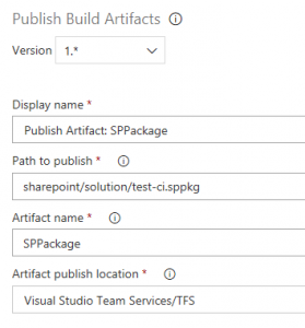 blog ai3 Create-Build7-279x300 Continuous integration for a SharePoint Framework Project