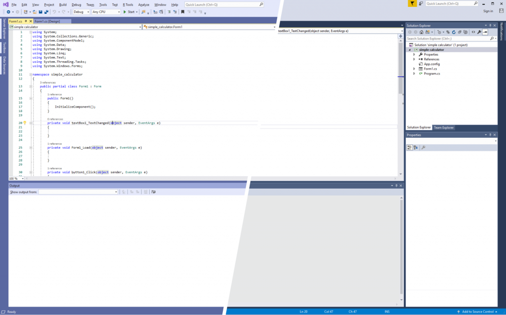 blog ai3 Visual-Studo-theme-comparison-1024x638 Les nouveautés de Visual Studio 2019