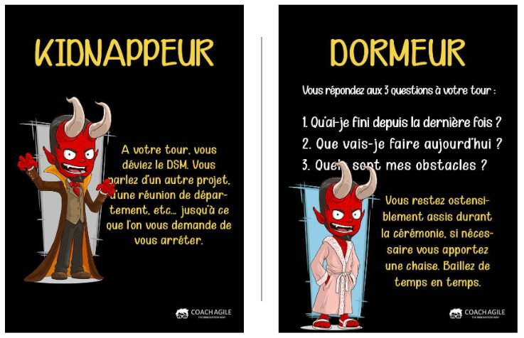 blog ai3 DailyFromhell1 Daily Scrum from Hell - Surmontez les difficultés en Stand UP